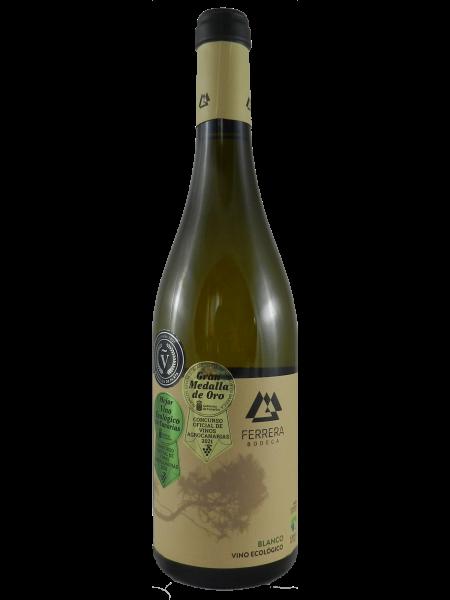 Ferrera Blanco Vino Ecológico